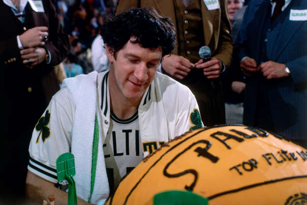 7311f9903189 Celtics release image of jersey patch honoring late John Havlicek