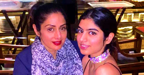 Khushi Kapoor reveals how Sridevi reacted when she found out