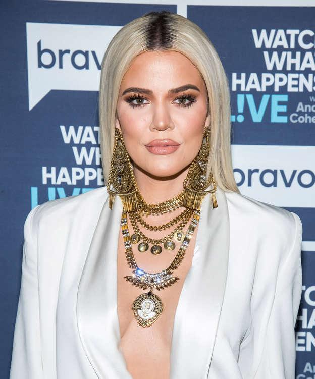 Khloe Kardashian Attends California Prom With Super Fan