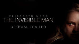 a person in a dark room: The Invisible Man  In Theaters February 28 https://www.TheInvisibleManMovie.com  What you can't see can hurt you. Emmy winner Elisabeth Moss (Us, Hulu's The Handmaid's Tale) stars in a terrifying modern tale of obsession inspired by Universal's classic monster character.   Trapped in a violent, controlling relationship with a wealthy and brilliant scientist, Cecilia Kass (Moss) escapes in the dead of night and disappears into hiding, aided by her sister (Harriet Dyer, NBC's The InBetween), their childhood friend (Aldis Hodge, Straight Outta Compton) and his teenage daughter (Storm Reid, HBO's Euphoria).   But when Cecilia's abusive ex (Oliver Jackson-Cohen, Netflix's The Haunting of Hill House) commits suicide and leaves her a generous portion of his vast fortune, Cecilia suspects his death was a hoax. As a series of eerie coincidences turns lethal, threatening the lives of those she loves, Cecilia's sanity begins to unravel as she desperately tries to prove that she is being hunted by someone nobody can see.  Jason Blum, our current-day master of the horror genre, produces The Invisible Man for his Blumhouse Productions. The Invisible Man is written, directed and executive produced by Leigh Whannell, one of the original conceivers of the Saw franchise who most recently directed Upgrade and Insidious: Chapter 3.  The film is also produced by Kylie du Fresne (Upgrade, The Sapphires) for Goalpost Pictures. The executive producers are Whannell, Beatriz Sequeira, Charles Layton, Rosemary Blight, Ben Grant, Couper Samuelson and Jeanette Volturno. The Invisible Man is a co-production of Goalpost Pictures Australia and Blumhouse Productions, in association with Nervous Tick, for Universal Pictures.