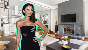 Bethenny Frankel standing in a room