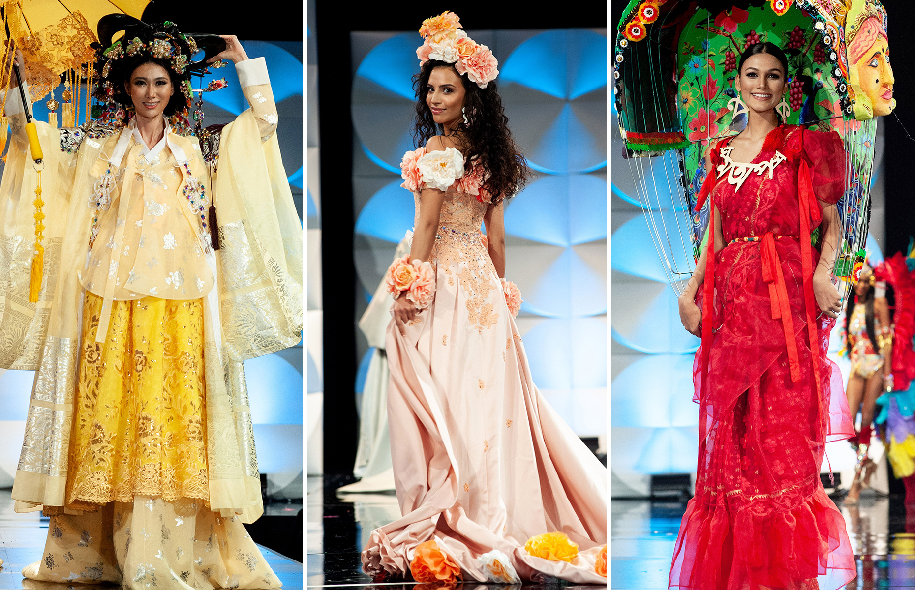 Photos 2019 Miss Universe contestants in national costumes