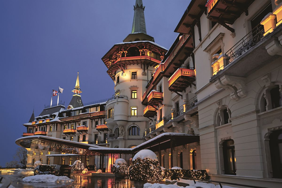 Slide 8 of 16:  This winter, the House of Krug and the Dolder Grand are partnering together to welcome guests to the Krug Chalet. Combining traditional Swiss cuisine and champagne with a stunning panoramic view of Zurich, guests can spend their New Years Eve in the intimate and cozy chalet indulging in DAS Fondue, Spanish meat specialties and toast to 2020 with a special champagne, Krug Grande Cuvée 167ème Édition. The DAS Fondue is a joint creation by Heiko Nieder, chef at the two Michelin starred The Restaurant and Maître Fromager Rolf Beeler. It all caps off all with fireworks at midnight. The Dolder Grand READ REVIEWS  BOOK NOW