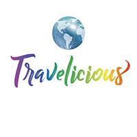 Travelicious logo