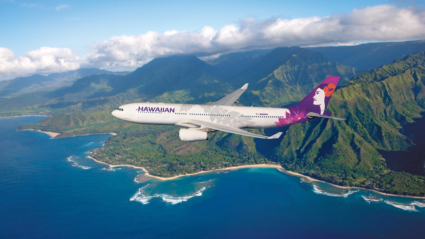 Slide 5 of 8: Hawaiian Airlines has been severely impacted by the coronavirus pandemic as Hawaii remains virtually off-limits to travelers amid tight restrictions. To this point, the airline has earned a C+ for its handling of these unprecedented times, including a B- for flexibility.