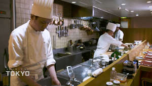 The artistry and beauty of Japanese cuisine