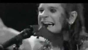 Famous moment in rock n roll history when legendary metal icon Ozzy Osbourne bit this unconcious bats head off!