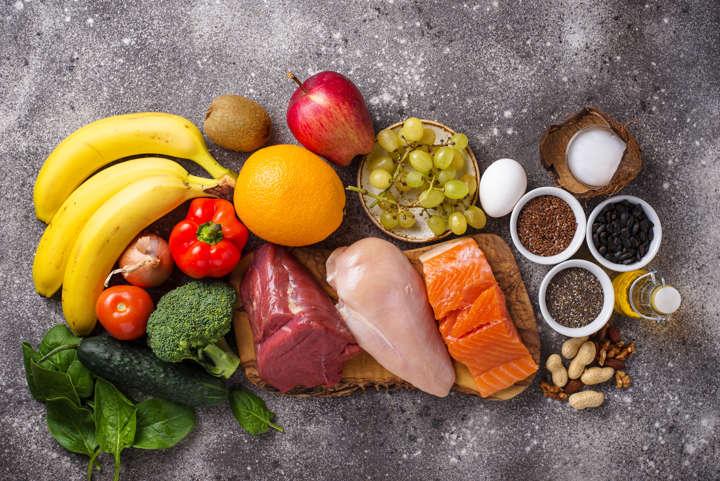 whole30 diet in italiano