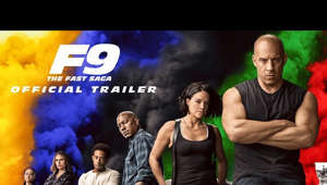 "Vin Diesel et al. standing on a stage: F9 In Theaters May 22 http://www.thefastsaga.com/    No matter how fast you are, no one outruns their past.   Summer 2020 is the time for F9, the ninth chapter in the saga that has endured for almost two decades and has earned more than $5 billion around the world.    Vin Diesel's Dom Toretto is leading a quiet life off the grid with Letty and his son, little Brian, but they know that danger always lurks just over their peaceful horizon. This time, that threat will force Dom to confront the sins of his past if he's going to save those he loves most. His crew joins together to stop a world-shattering plot led by the most skilled assassin and high-performance driver they've ever encountered: a man who also happens to be Dom's forsaken brother, Jakob (John Cena, next year's The Suicide Squad).   F9 sees the return of Justin Lin as director, who helmed the third, fourth, fifth and sixth chapters of the series when it transformed into a global blockbuster. The action hurtles around the globe—from London to Tokyo, from Central America to Edinburgh, and from a secret bunker in Azerbaijan to the teeming streets of Tblisi. Along the way, old friends will be resurrected, old foes will return, history will be rewritten, and the true meaning of family will be tested like never before.    The film stars returning cast members Michelle Rodriguez, Tyrese Gibson, Chris ""Ludacris"" Bridges, Jordana Brewster, Nathalie Emmanuel and Sung Kang, with Oscar® winner Helen Mirren and Oscar® winner Charlize Theron. F9 also features Grammy-winning superstar Cardi B as new franchise character Leysa, a woman with a connection to Dom's past, and a cameo by Reggaeton sensation Ozuna.    F9 is produced by Neal H. Moritz, Vin Diesel, Jeff Kirschenbaum, Joe Roth, Justin Lin, Clayton Townsend and Samantha Vincent.  www.thefastsaga.com"