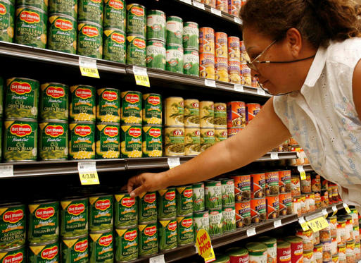 Slide 8 of 10: Buy frozen and low-salt (sodium) canned vegetables if you are on a budget. They may cost less and keep longer than fresh ones