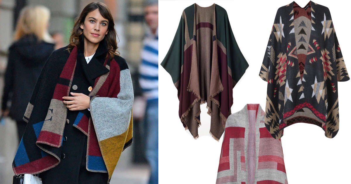Shawls and Capes - Why They Never Go Out Of Style