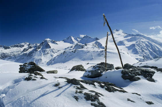 One of the most famous skiing regions in the world, the Alps sit at a lower altitude than the Rocky Mountains, which leaves the range more susceptible to climate change. Around three per cent of Alpine glacial ice is lost per year and experts believe that the glaciers could disappear entirely by 2050.