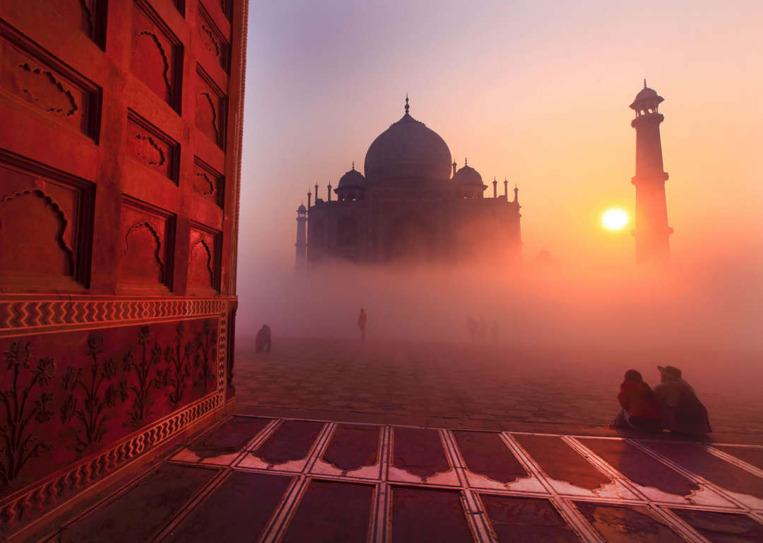 10 interesting facts about the Taj Mahal & more