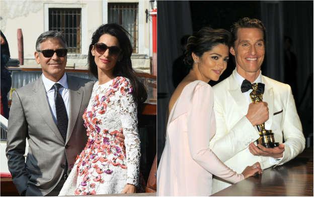 8ca1862370 Διάσημοι που παντρεύτηκαν