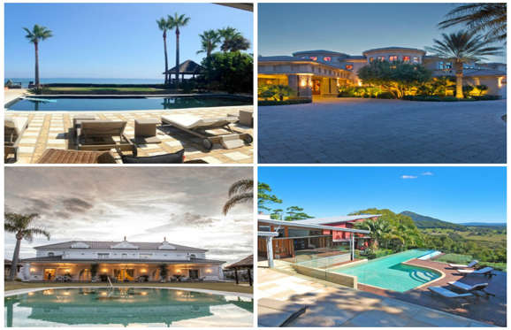 Luxurious Properties Around The World - Take a look around the most expensive home in america