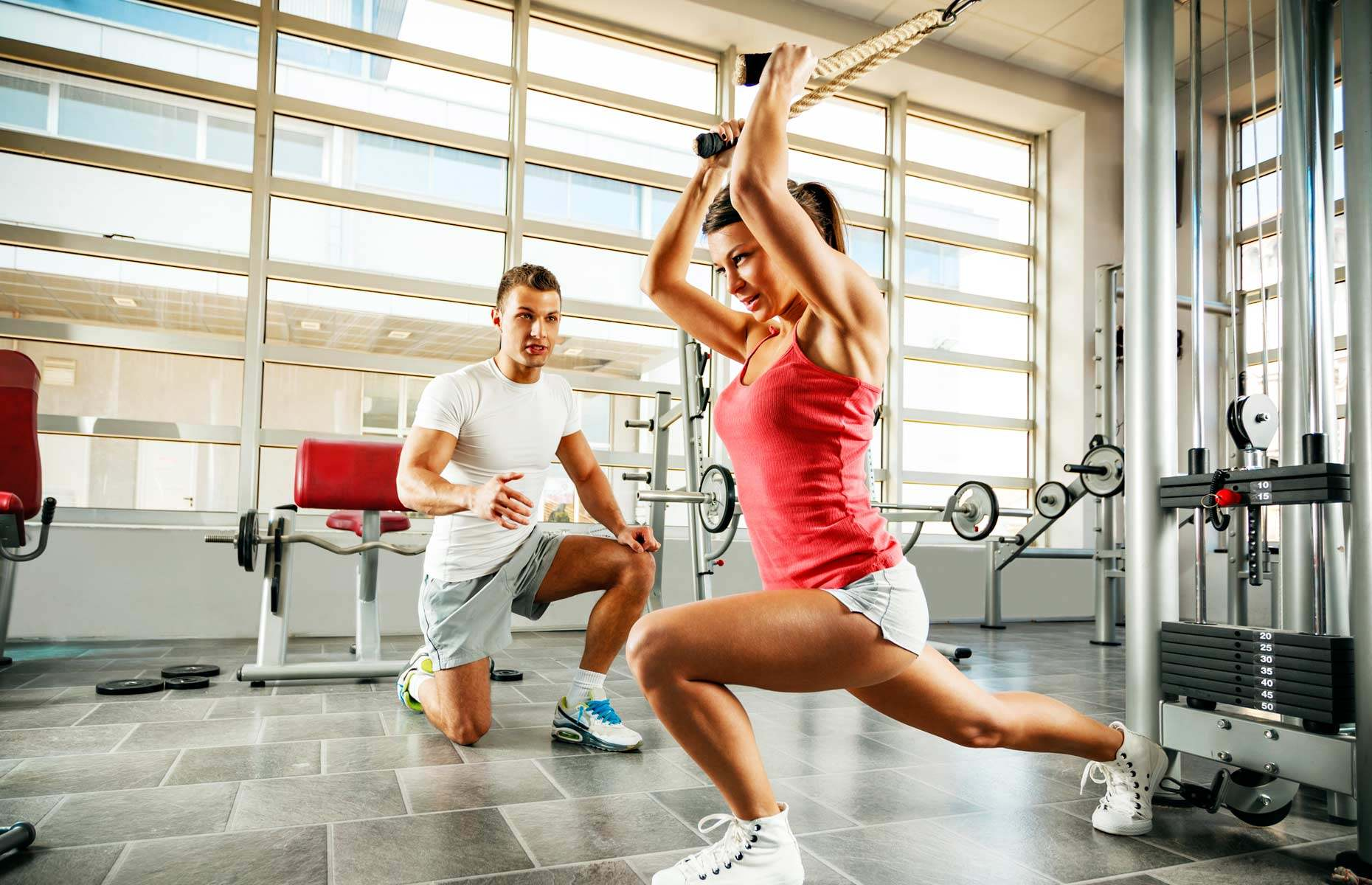 Watch The Anti-Aging Workout video
