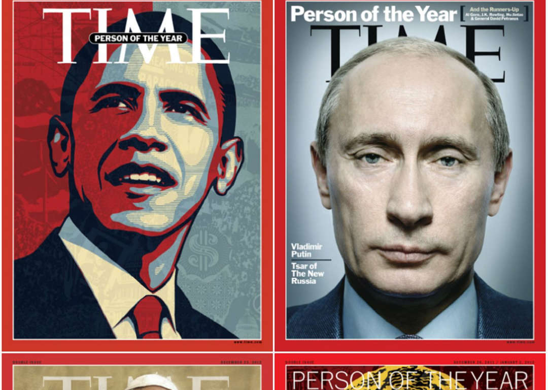 Time Magazine S Person Of The Year