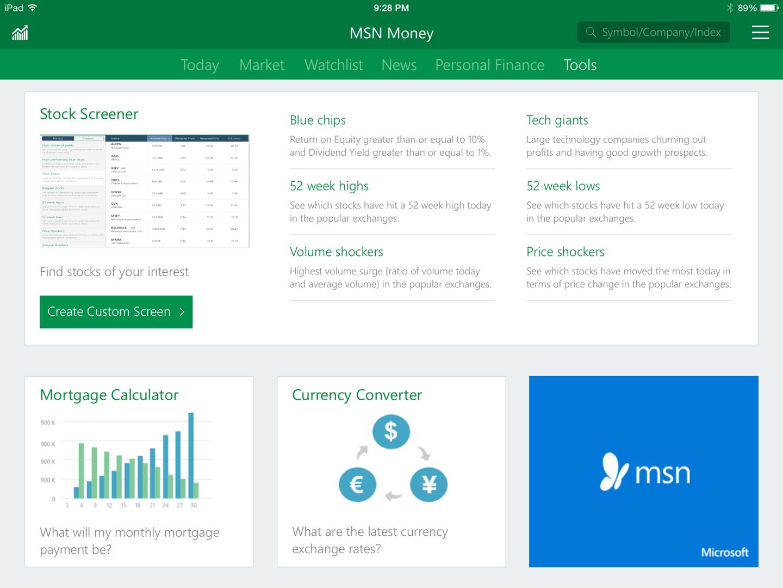 msn com app