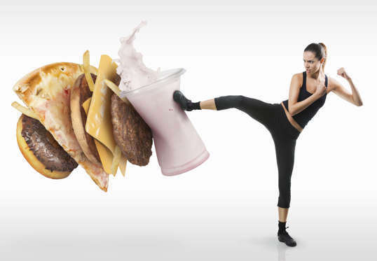 Diapositiva 1 de 16: 15 tips to help you stick to your New Year diet