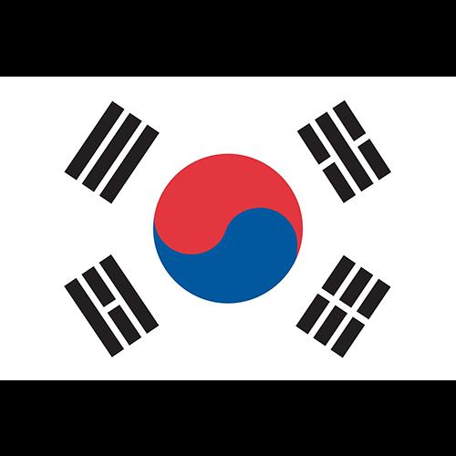 Corea (República de) Logotipo