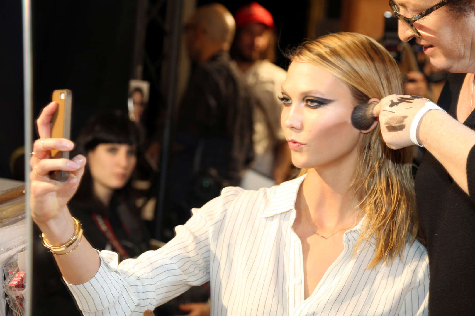 No Angel: Karlie Kloss to hang up her wings