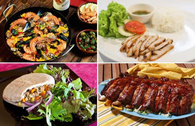 50 Makanan Khas Negara-negara di Dunia