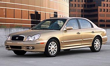 Superb Slide 1 Of 4: 2003 Hyundai Sonata