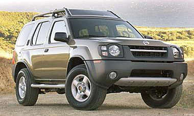 2003 Nissan Xterra Overview - MSN Autos