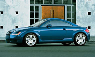 Research 2004                   AUDI TT pictures, prices and reviews