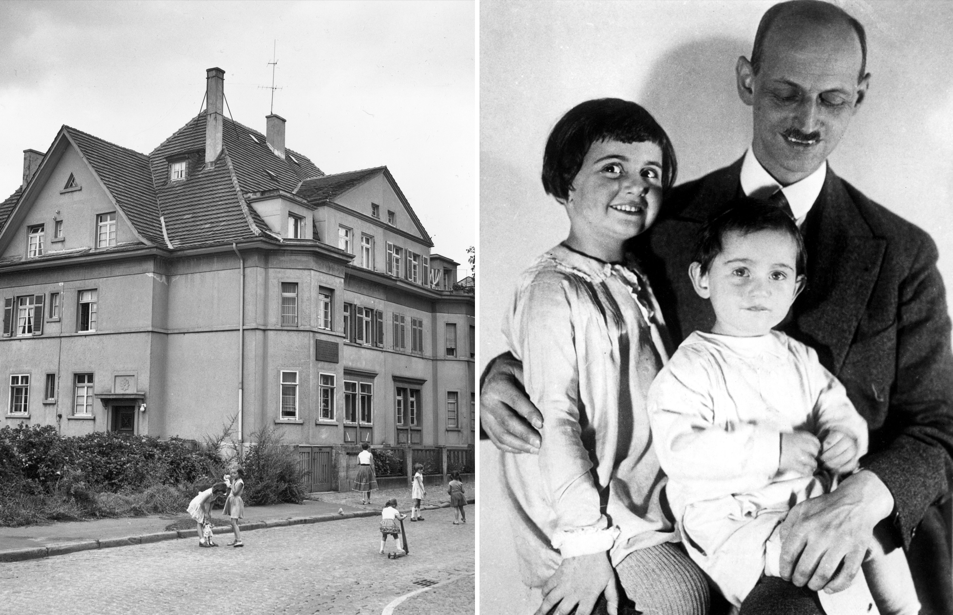 Pictures of anne frank and family