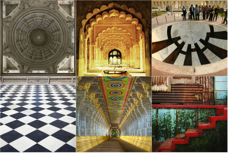 Geometry And Symmetry In Indian Architecture