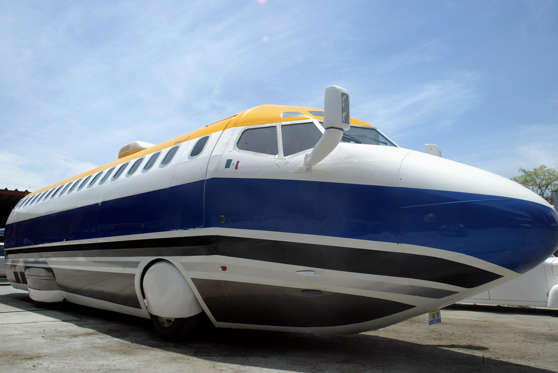 The Boeing 727