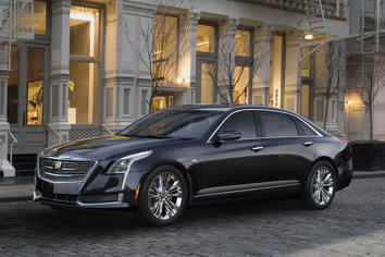 2016 cadillac ct6 overview msn autos. Black Bedroom Furniture Sets. Home Design Ideas