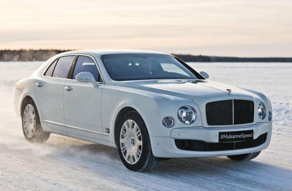 2016 Bentley Mulsanne Photos And Videos Msn Autos