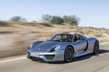2016 Porsche 918 Spyder Specs and Features - MSN Autos