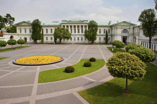 Διαφάνεια 21 από 23: Presidential Palace, Lithuania