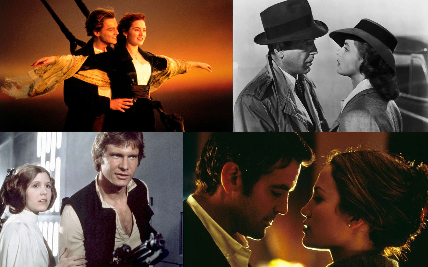The Greatest Movie Couples Ever