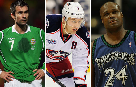 Slide 1 of 23: 23 sports stars who've gone bankrupt