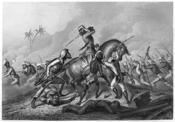 57 stunning images from the Sepoy Mutiny of 1857