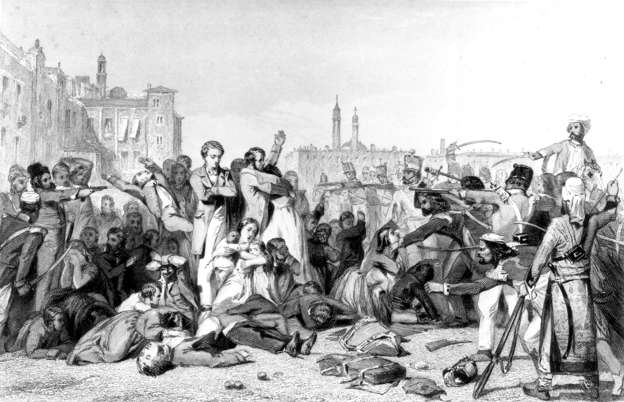 what was the immediate cause of the revolt of 1857