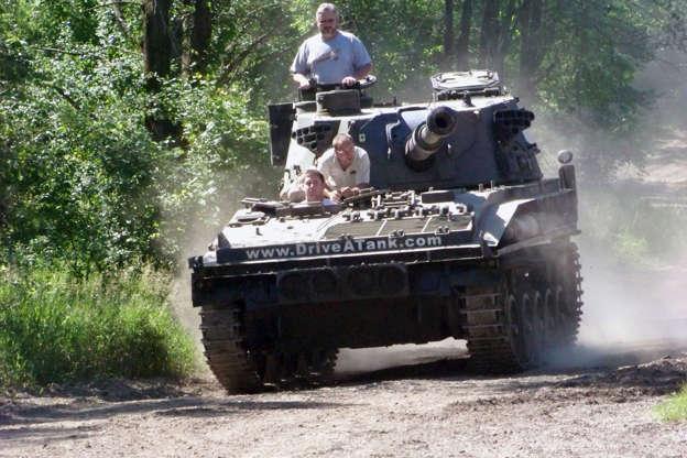 Διαφάνεια 5 από 24: Rent a tank in Minnesota