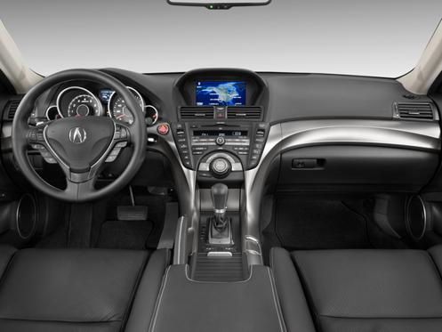 Acura TL AUTO SHAWD Technology Package Interior Photos - Acura tl 2004 interior