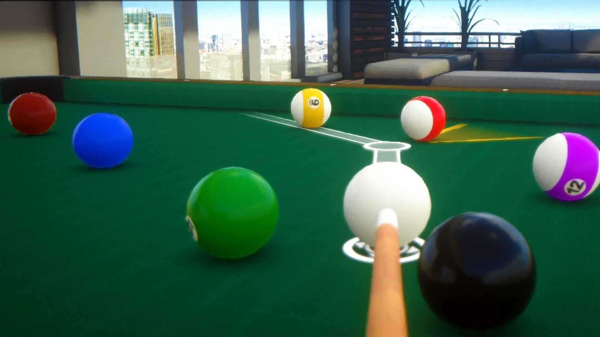 pool billiards free download for pc