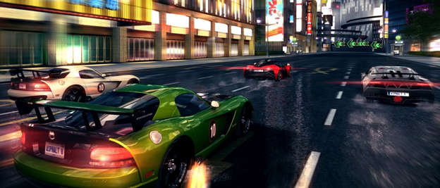 5 Top racing games in the Windows Store