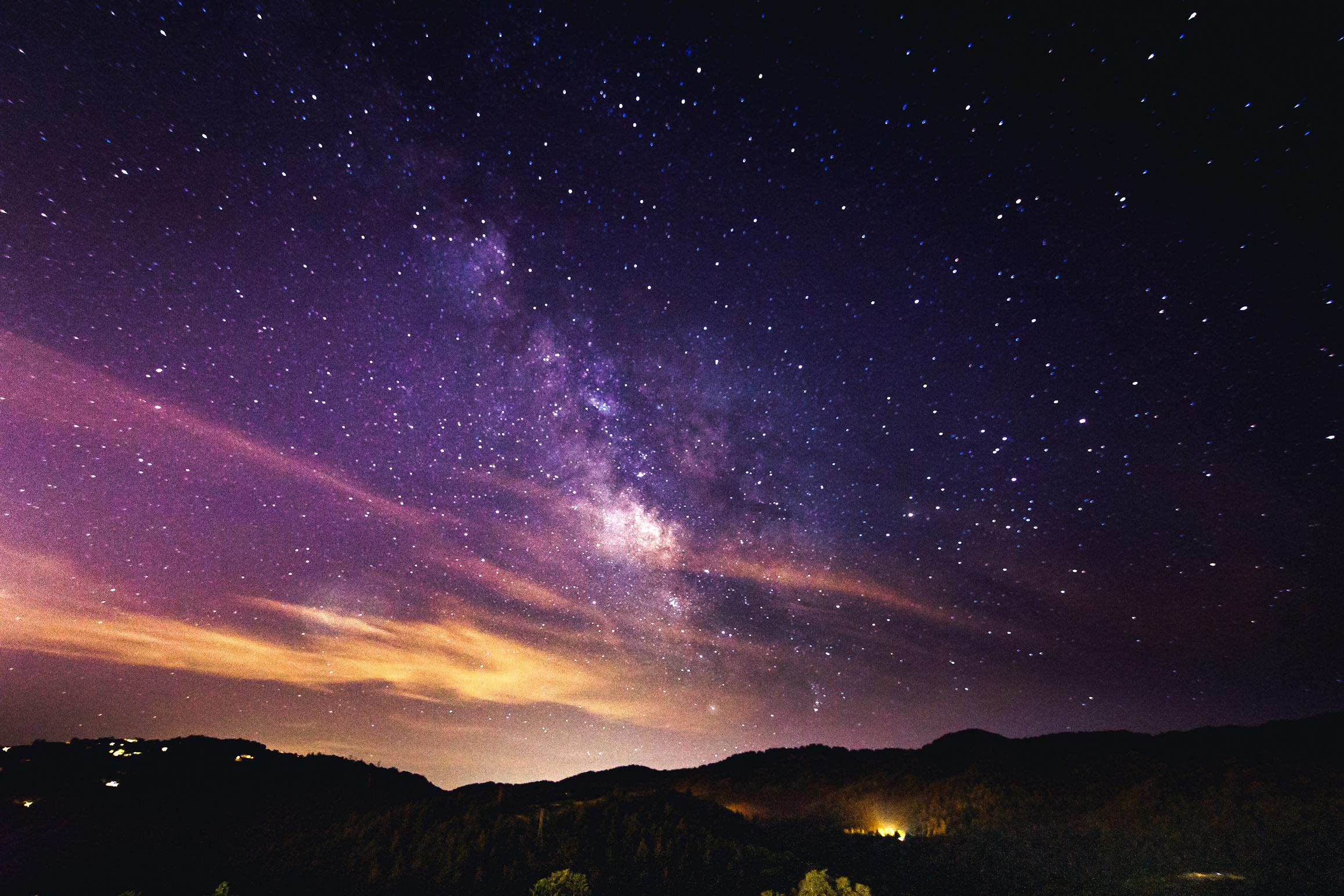 Lokasi terbaik untuk mengamati bintang