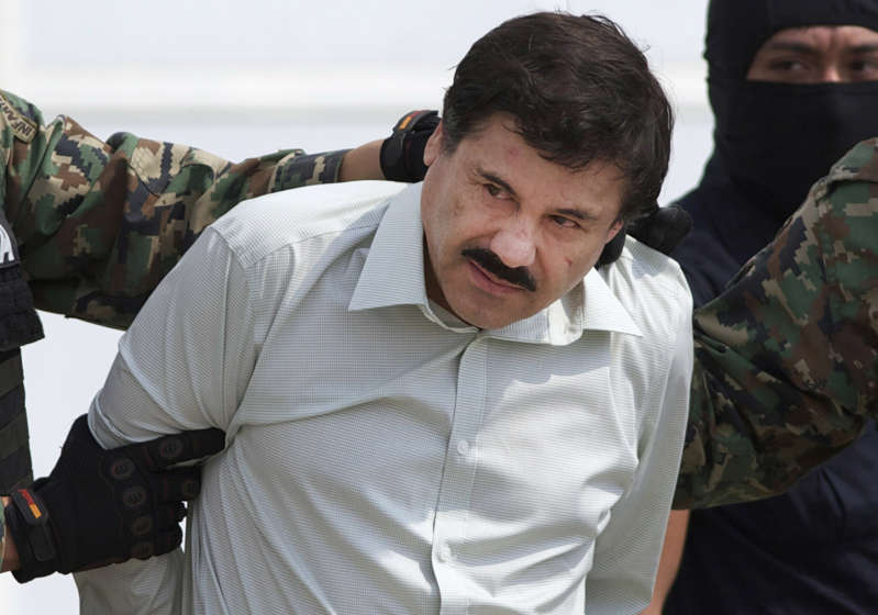 Mexico's 'El Chapo' Found Guilty in U.S. Drug Trial BBmkqOW