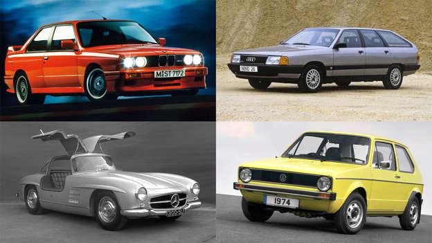 Samochody niemieckie