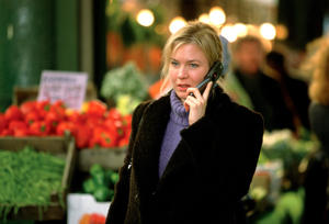 "Renee Zellweger in a still from ""Bridget Jones: The Edge of Reason."""