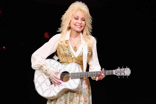 Dolly Parton's plastic surgery transformation