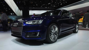 Redesigned Audi A4 Builds On Familiar Strengths